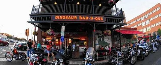 Lawsuit Alleges Dinosaur BBQ Underpaid Tipped Workers