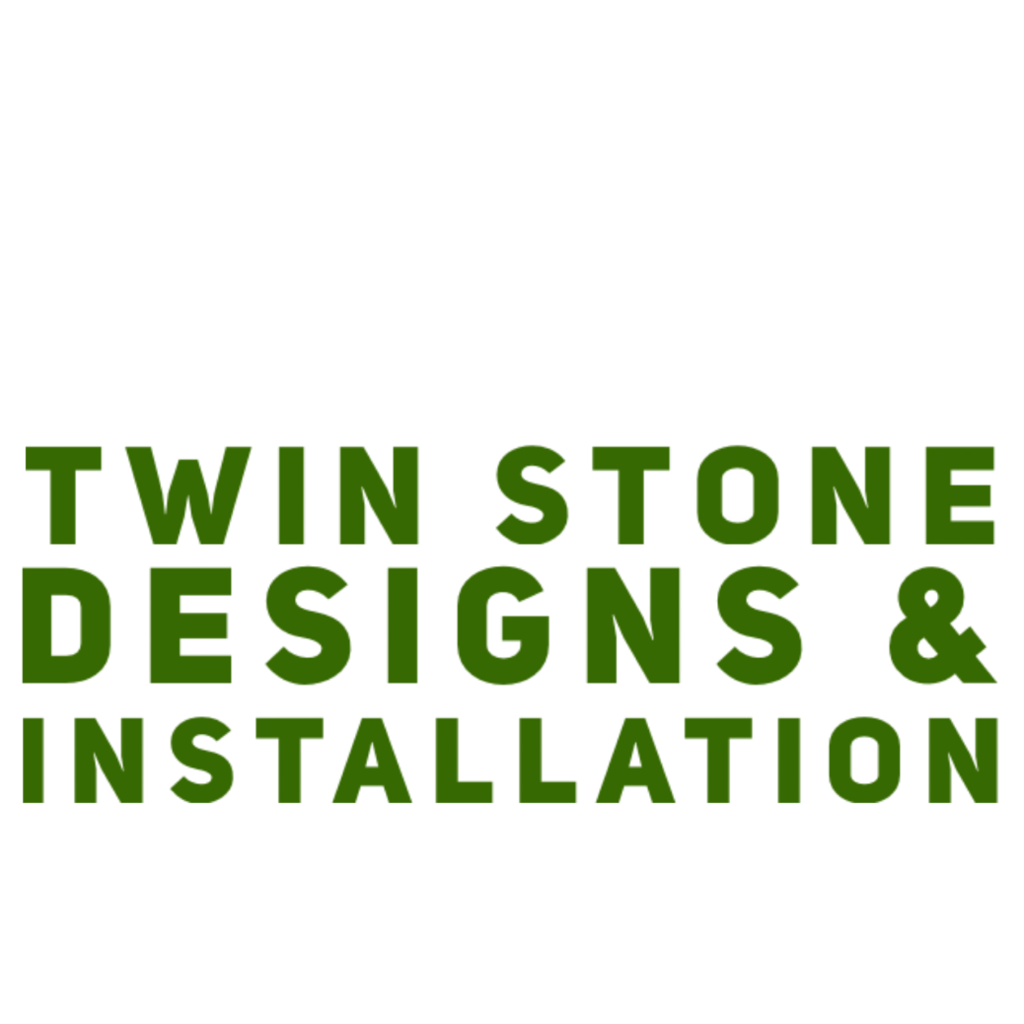 Twin Stone Designs and Installation
